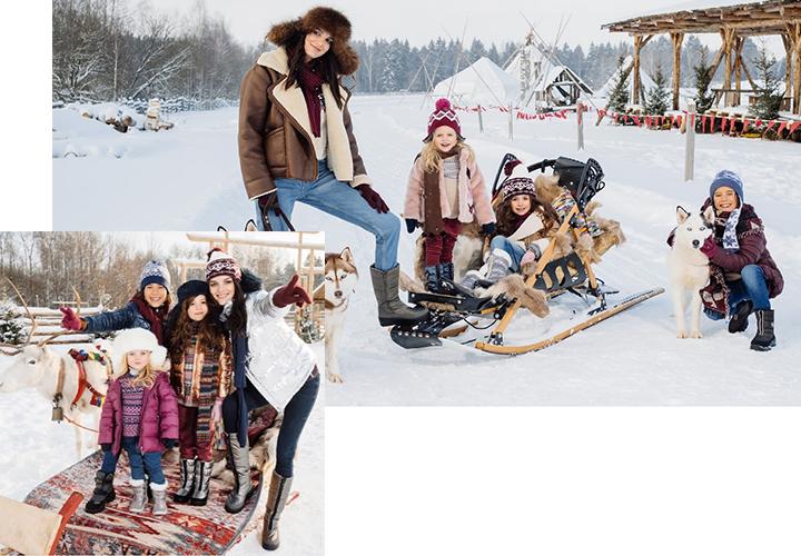 История бренда Onway фабрики Calzaturificio Skandia s.p.a. Непромокаемая зимняя обувь