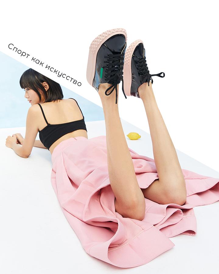 Кроссовки для фитнеса и бега. Спортивная обувь на весну
