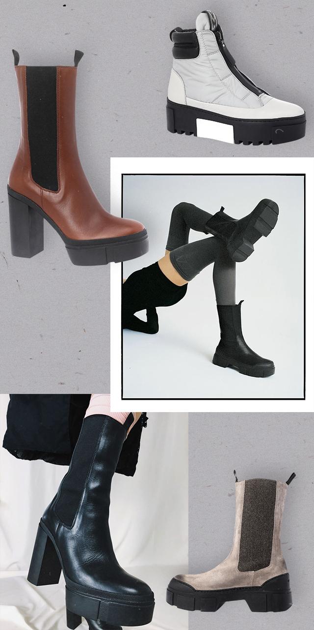 Коллекция обуви Vic Matie осень-зима 2020/2021